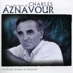 she lyrics  charles aznavour
