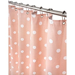 retro polka dot shower curtain - ShopWiki