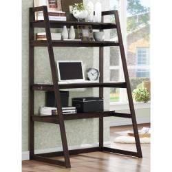 Aldosa Ladder Desk and Shelf