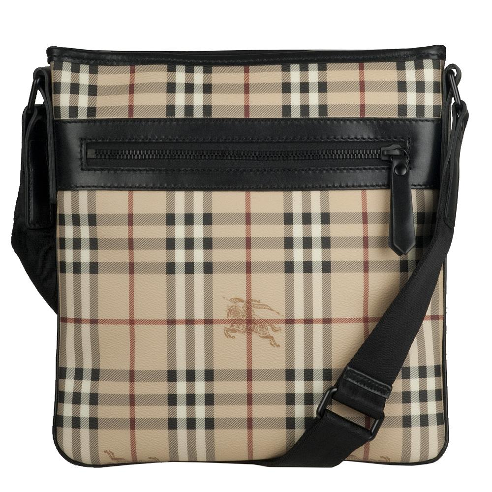Buy Online Cheap Replica Designer Clothes Burberry Check Cross body
