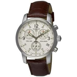 Tissot Men's 'PRC 200 Quartz Chronograph' Watch.