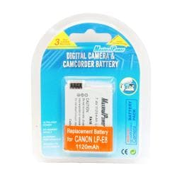 LP-E8 Maximal Power Canon Battery $7.99