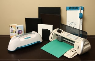 Cricut Expression Collection with YourStory Binder/ Laminator/ Paper Trimmer