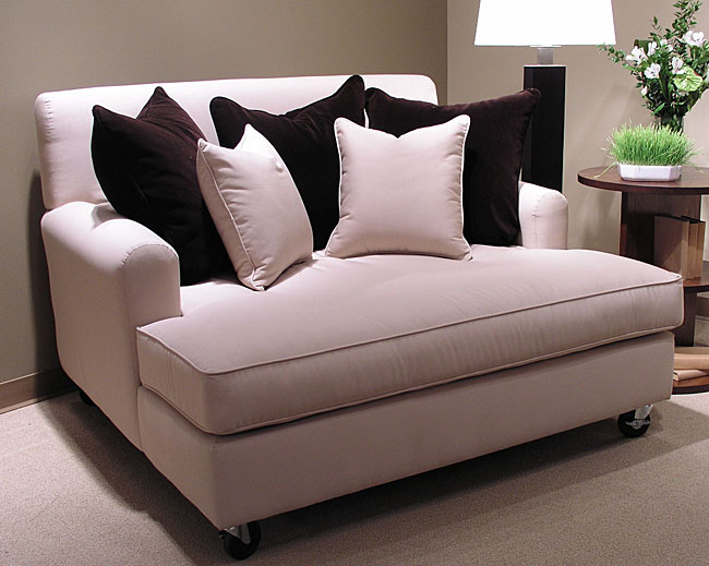 Double Chaise Loveseat Triple Chaise Sofa