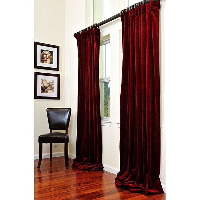 red velvet curtains Archives « THE FRUGAL MATERIALIST THE FRUGAL ...