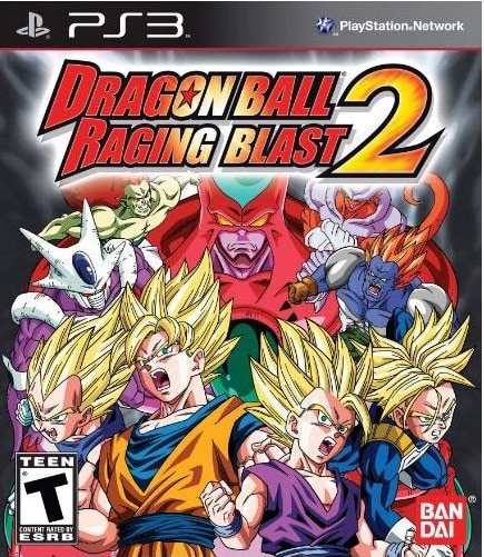 PS3 - Dragon Ball: Raging Blast 2 (Pre-Played)