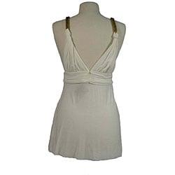 Womens White Summer Dress