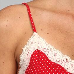 Twinklzzz Women's Polka Dot Pajama Set | Overstock.com