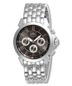 Invicta Men's Swiss Quartz Stainless Steel Watch