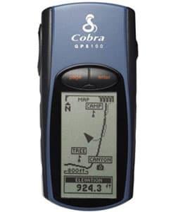 Cobra Gps 100 Global Positioning System