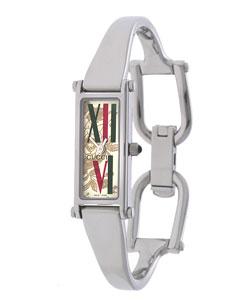 Gucci Women 39s 1500 Series Slim Gold Dial Watch