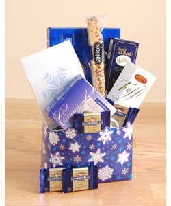 Warm Winter Greetings Gift Box.