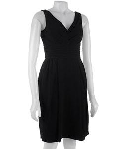 Shopzilla - Suzi Chin Maggy Boutique Ruched Jersey Dress Women's