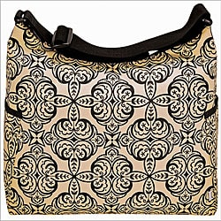 OiOi Moroccan Sand Hobo Diaper Bag.