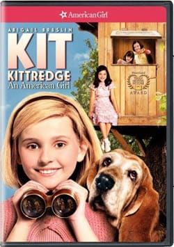 Kit Kittridge: An American Girl now on DVD