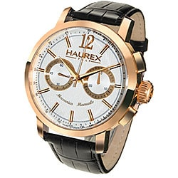 Haurex Italy Maestro Men's Mechanical Watch.