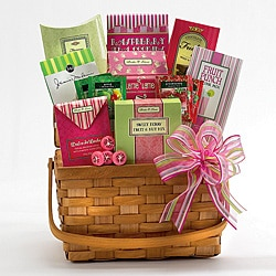 'You're the Best' Basket of Goodies.