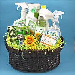 Green Works Gift Basket.
