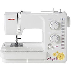 Janome Embroidery Sewing Machine | Knit Wits offering knitting