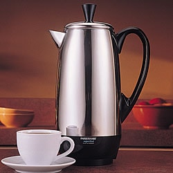 Farberware FCP412 Stainless Steel 12-cup Percolator
