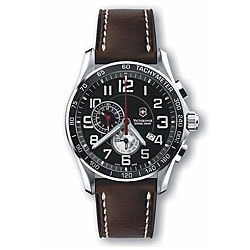 Swiss Army Men's 'Chrono Classic' Alarm Watch.
