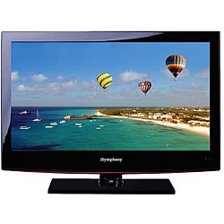 i-Symphony LED24iF80 24-inch 1080p LED HDTV with 30000:1 Dynamic Contrast Ratio, Digital Tuner, HDMI